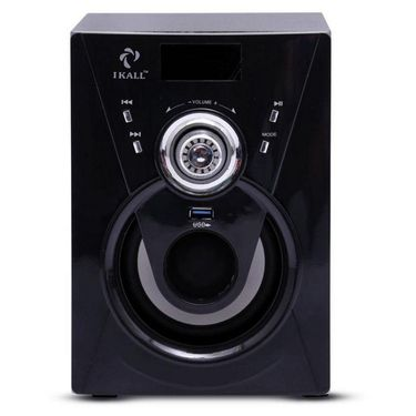I Kall 7.1 Channel TA-777 Speaker System (Black)