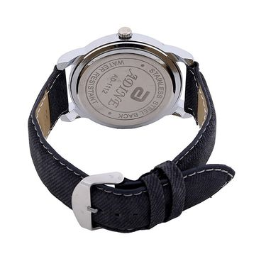 Adine Round Dial Analog Wrist Watch For Men_12gw038 - White