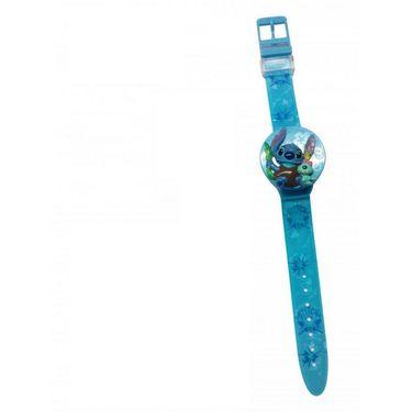 Disney Stitch Watch - Interchangeable Flip Top Covers