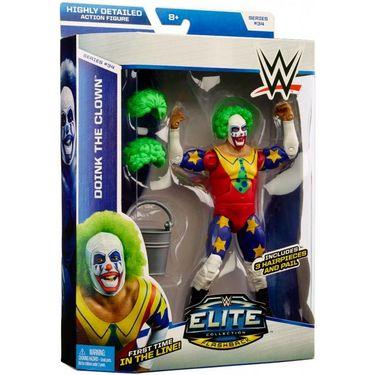 Mattel WWE Elite Collection Doink The Clown CDJ75