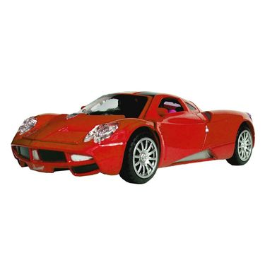 1:28 Scale Red Die-Cast Dashing Sports Car Toy Model