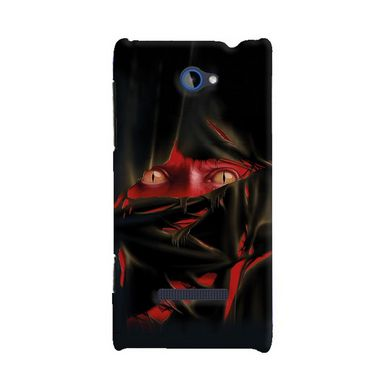 Snooky Digital Print Hard Back Case Cover For Htc 8s A620e Td12001