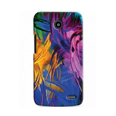 Snooky Digital Print Hard Back Case Cover For Lenovo A820 Td12108