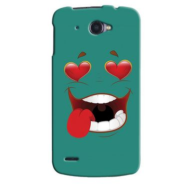 Snooky Digital Print Hard Back Case Cover For Lenovo S920 Td12215