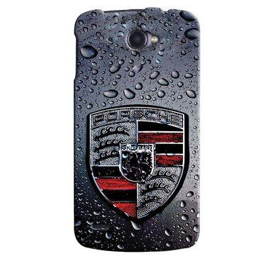 Snooky Digital Print Hard Back Case Cover For Lenovo S920 Td12227