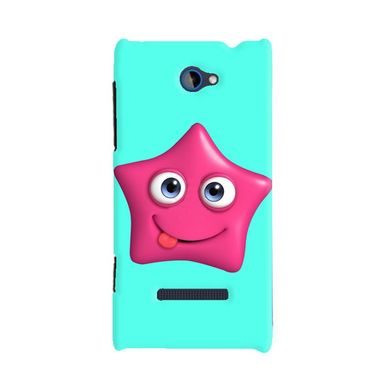 Snooky Digital Print Hard Back Case Cover For Htc 8s A620e Td12385