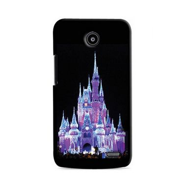 Snooky Digital Print Hard Back Case Cover For Lenovo A820 Td12448