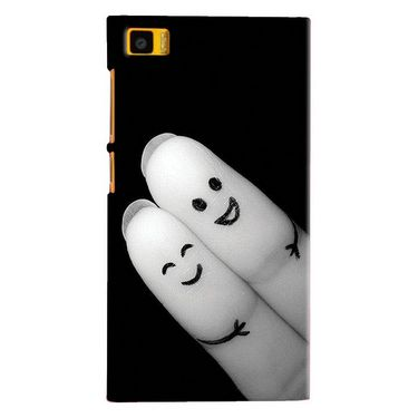 Snooky Digital Print Hard Back Case Cover For Xiaomi Mi3 Td12522