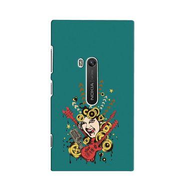 Snooky Digital Print Hard Back Case Cover For Nokia Lumia 920 Td12640