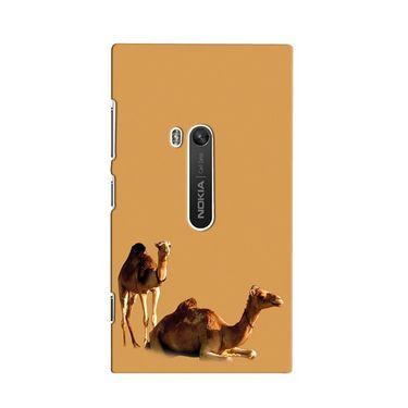 Snooky Digital Print Hard Back Case Cover For Nokia Lumia 920 Td12644
