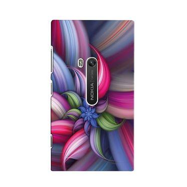 Snooky Digital Print Hard Back Case Cover For Nokia Lumia 920 Td12645