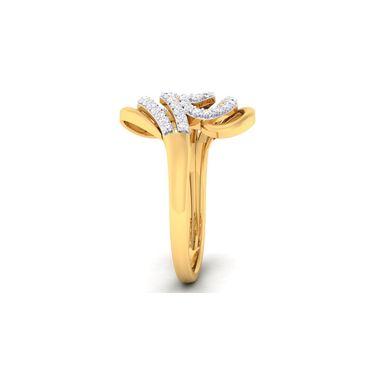 Kiara Sterling Silver Kajol Ring_5243r