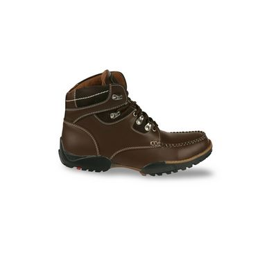 Bacca bucci-Faux leather-boots-brown-2637