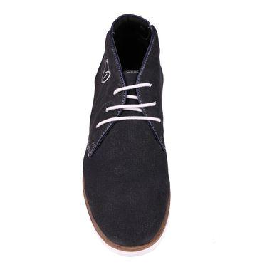 Delize Canvas Casual Shoes 65098-Black
