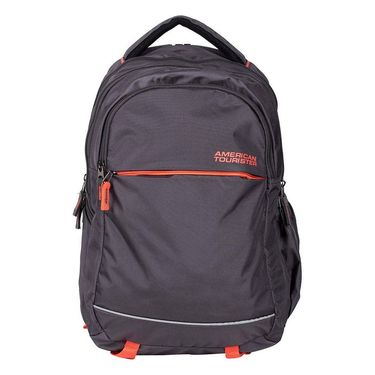 American Tourister Laptop Backpack Grey -om30