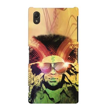 Snooky Digital Print Hard Back Cover For Sony Xperia Z2  Td11798