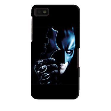 Snooky Digital Print Hard Back Case Cover For Blackberry Z10 Td11993