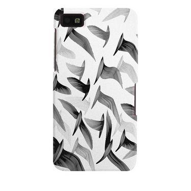 Snooky Digital Print Hard Back Case Cover For Blackberry Z10 Td12375