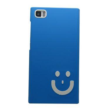 Snooky Sky Smiley Back Case Cover For Xiaomi Mi3 Td12950