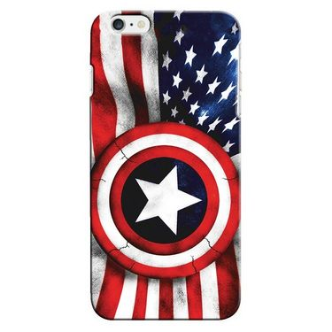 Snooky Digital Print Hard Back Case Cover For Apple Iphone 6 Td13094