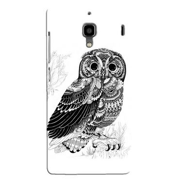 Snooky Digital Print Hard Back Case Cover For Xiaomi Redmi 1s Td13132