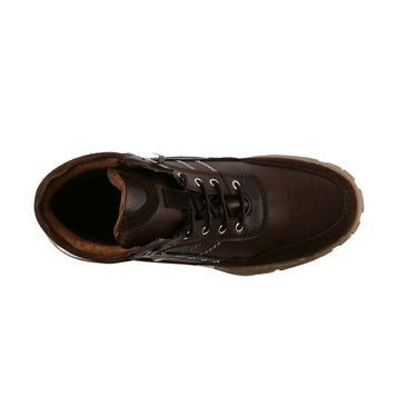 Bacca bucci Genuine Leather Boots 8300 - Brown
