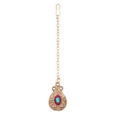 Vendee Fashion Stylish Necklace Set - Multicolor