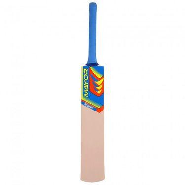 Mayor Natural Color Popular Willow Tennis Bat - 6