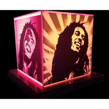 Apeksha Arts Bob Marley Lamp White-AANL2001-19