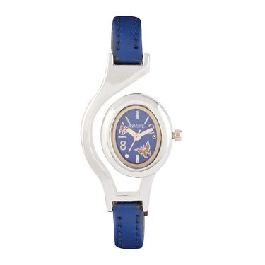 Adine Analog Wrist Watch_Ad1302bb - Blue