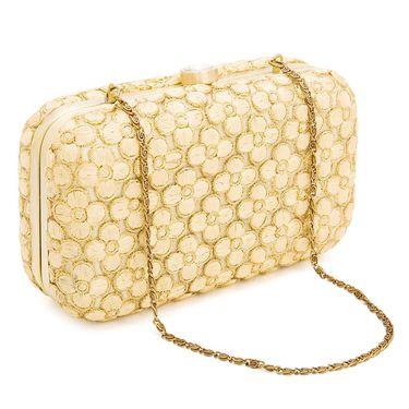 Arisha Jute Sling Bag AE15d  -Beige