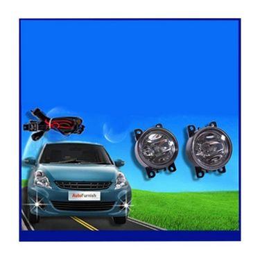 New Maruti Suzuki SWIFT DZIRE TYPE-2 Fog Light Lamp Set of 2 Pcs. With Wiring