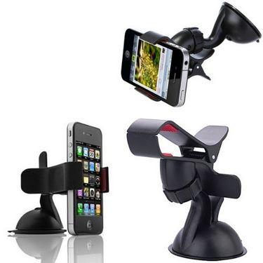 360 Degrees Universal Car Mobile Stand Mobile Holder-AF962
