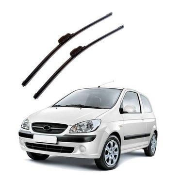 AutoStark Frameless Wiper Blades For Hyundai Getz (D)22