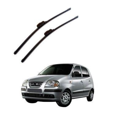 AutoStark Frameless Wiper Blades For Hyundai Santro Xing (D)20