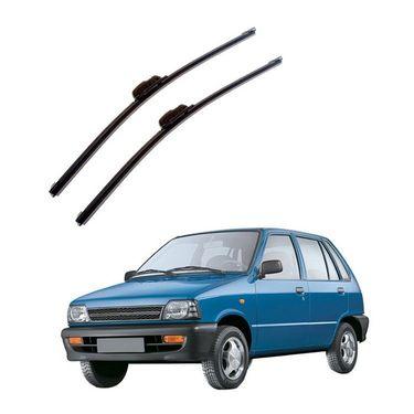 AutoStark Frameless Wiper Blades For Maruti 800 (D)17