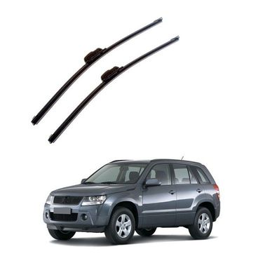 AutoStark Frameless Wiper Blades For Maruti Vitara (D)19