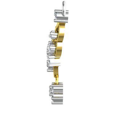 Avsar Real Gold & Swarovski Stone Raghini Mangalsutra_Avm081yb