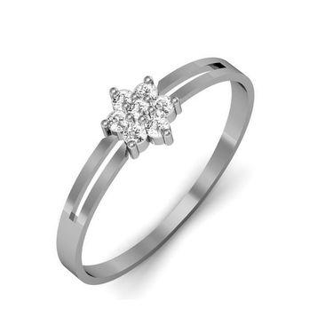 Avsar Real Gold & Swarovski Stone Radhika Ring_A008wb