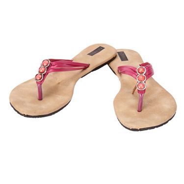 Azores Womens Pink Sandals -Azf_Gp