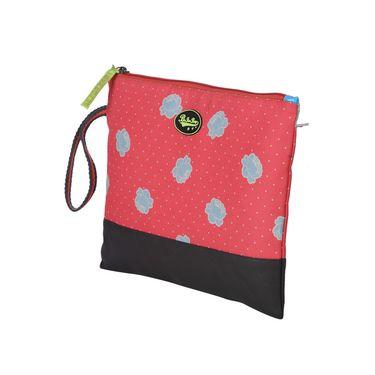 Be For Bag Canvas Slip Case Orange -Abby
