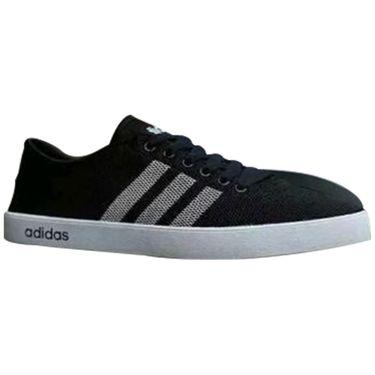 Adidas Neo Mesh Black Sneaker Shoes -oal02