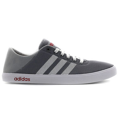 Adidas Neo Mesh Grey Sneaker Shoes -oal04
