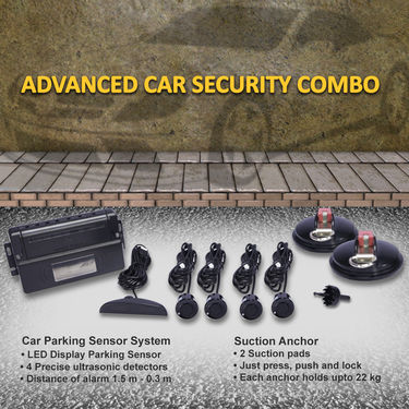 Advanced Car Security Combo