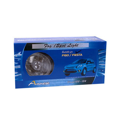 Set of 2 Pcs Annexe Fog Light Lamp For Ford Fiesta