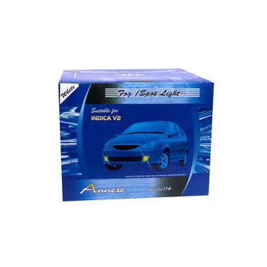 Set of 2 Pcs Annexe Fog Light Lamp For New Tata Indica V2
