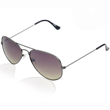 Pack of 2 Aoito Aviator Sunglasses_AO-37BLACKA48 + AO-42CBLAKA44