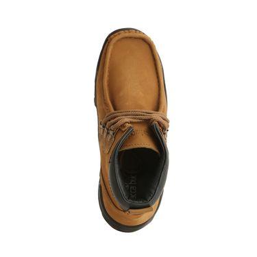 Bacca bucci Leather  Boot Bb021 _Tan