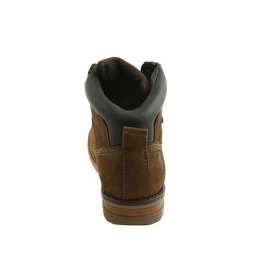 Bacca bucci Leather  Boot Bb024 _Olive
