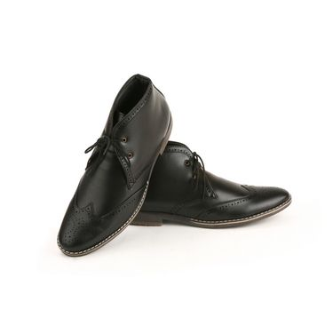 Bacca Bucci PU Black  Casual Shoes -Bbmb3049A